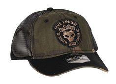 d14aab51145 Five Finger Death Punch Camo Mesh Hat Hippie Shop