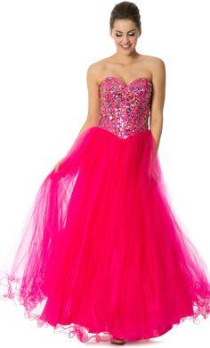 Pretty in PINK! #DreamPromNight