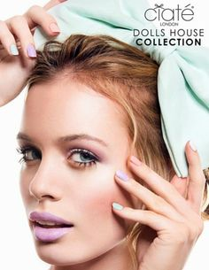Spring make-up 2014: beauty ad campaigns