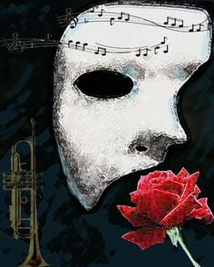 Phantom and loving the trumpet in the background! I would so do that