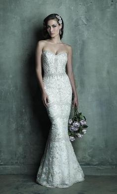 Allure Bridals c288 10: buy this dress for a fraction of the salon price on PreOwnedWeddingDresses.com