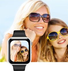 Smart Watch for Android & iPhone