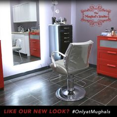 Like the new look? We're helping our customers look and feel amazing every time they walk out of the studio #TheMughalsStudio #OnlyatMughals