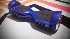 Swagway's new Swagtron hoverboard has Bluetooth speakers and apparently won't explode. #tech #gadgets #hoverboard