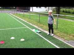 Koordinationstraining beim SSV Happerschoß (Teil 3) - YouTube