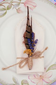 Six Sweet Boutonniere Ideas
