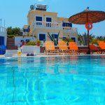Zorbas Island Apartments Kreta Griechenland