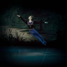 "Julian MacKay as ""Count Albrecht"", ""Giselle"" choreography by Jules Perrot, Jean Coralli and Marius Petipa, libretto by Jules-Henri Vernoy de Saint Georges, Théophile Gautier and Jean Coralli, Mikhailovsky Ballet Михайловский театр - Photographer Mark Olich"