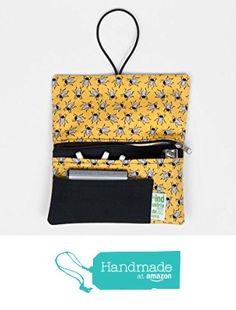 Tabakbeutel Käfer. 16 x 17 cm from La Industria Handmade https://www.amazon.de/dp/B01M5H4E69/ref=hnd_sw_r_pi_dp_BPiLybMSN551Y #handmadeatamazon