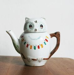 Love this tea pot