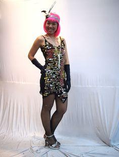 Lucky 7 Dress D4