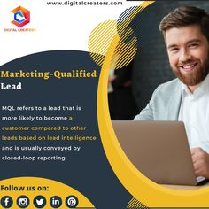 Do you know what is Marketing Qualified Lead??? Marketing Qualified Lead or MQL is a better kind of lead that in turns build customers for the brand. It can be done using content marketing, SQL or by using testimonials etc. Avail our customer services and get lead through our marketing ideas and strategies. #digitalmarketing #qualifiedlead #leads #marketing #digitalcreaters #socialmediamarketing #SEO #onlinemarketing #customer #trending #advertising #marketingtips #growth Lead Marketing, What Is Marketing, Marketing Ideas, Content Marketing, Online Marketing, Social Media Marketing, Best Digital Marketing Company, Do You Know What, Video Editing