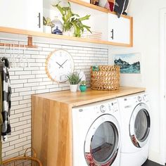Find yourself spending a lot of time in the laundry three bird we sorted through all the dirty laundry out there to find you six laundry rooms that give new meaning to the lyrics so fresh and so clean clean solutioingenieria Image collections