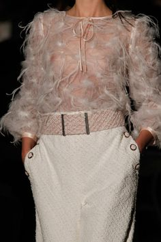 Chanel 2012 Fall Couture