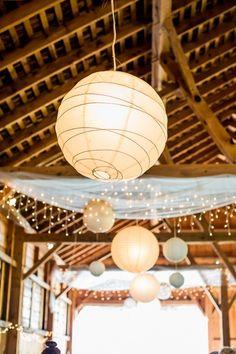 Barn Wedding Decorations @Jillian Sullivan