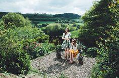 Gardens Summer Loft Calling by JanaCleve