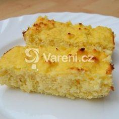 Fotografie receptu: Kokosový koláč bez mouky