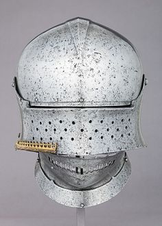 Attributed to Lorenz Helmschmid | Sallet of Emperor Maximilian I (1459–1519) | German, Augsburg | The Met