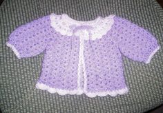 Sisters , Miles apart, Close at heart.: Shell Sweater 2 free crochet pattern
