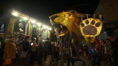 Samba Drums, Yorkshire Uk, Puppet Making, Light Installation, Paper Lanterns, Puppets, Amazing Art, Destinations, Paper Crafts