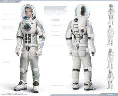 Mars Terraforming Corporation: Suit Designs | Mars Artists Community