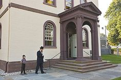 Touro Synagogue in Newport, R.I. has been forever linked in Jewish history with President George Washington's famous 1790 letter to the Jews of Newport -- which will soon be on display at the National Museum of American Jewish History in Philadelphia as part of a special exhibition.