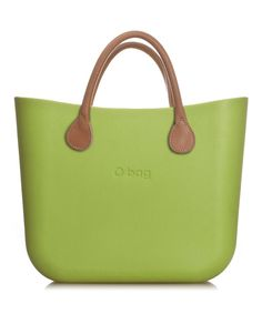 Look at this Green Apple Brown Leather Strap O Bag Mini on #zulily today!