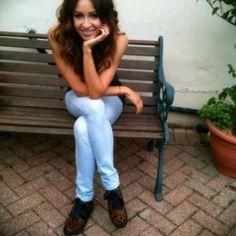 Danielle Peazer is so pretty and i look up 2 her