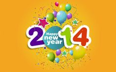 Happy new year 2014 Pics Images, Wallpapers, greetings, cards, ideas, sms in different languages, poems,jokes, resolutions, shayari