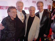 Frankie Valli, Bob Crewe, Tommy DeVito and Bob Gaudio http://www.lasvegasroundtheclock.com/images/Frankie_Valli_Bob_Crewe_Tommy_DeVito_Bob_Gaudio_040.jpg