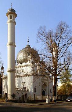 Wilmersdorfer Mosque  Berlin, Germany