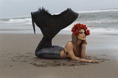 Diese Meerjungfrauen haben eine wichtige Botschaft, die uns alle betrifft