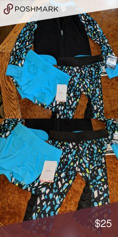 e4199e7f9 CHAMPION C9 GIRLS 3 PIECE ATHLETIC OUTFIT BEAUTIFUL BRAND NEW WITH TAGS