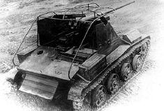 TACAM T-60 — лёгкий истребитель танков, по-румынски