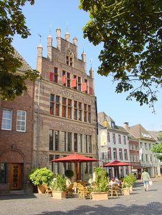 Xanten (Nordrhein-Westfalen) - Gothic house / Gotisches Haus / Maison gothique
