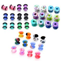 PiercingJ 36pcs Candy Colors Spots Acrylic Ear Stretching... https://www.amazon.com/dp/B01LYC7C5T/ref=cm_sw_r_pi_dp_x_CquczbSG0F9B1