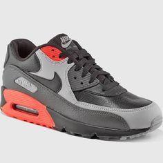 9c102e32377c Nike - Air Max 90 LTR (Black)