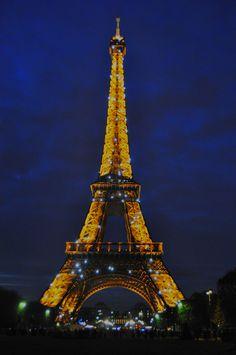 Paris By Night <3
