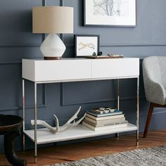 """Lacquer Storage Console 