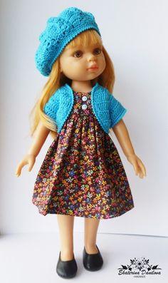 Комплект для куклы Paola Reina / Одежда для кукол / Шопик. Продать купить куклу / Бэйбики. Куклы фото. Одежда для кукол