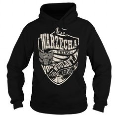 Cool Its a WARZECHA Thing (Eagle) - Last Name, Surname T-Shirt Shirts & Tees