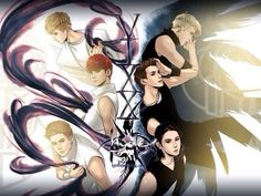 Vixx Hyde.this is just amazing.they are all so hansome.why isnt their a manga about vixx???