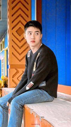 Kyungsoo, Kaisoo, Park Chanyeol, K Pop, Korean Girl Band, Photographie Portrait Inspiration, Exo Album, Exo Lockscreen, Gu Family Books
