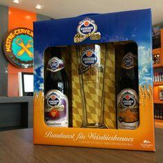 Kit Schneider Weisse #cerveja #beer #presente #gift