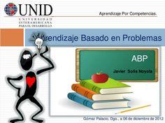 Aprendizaje Basado en Problemas - Fundamentos, Etapas y Roles | #Presentación #Educación