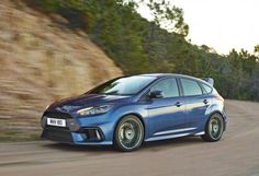 Ford Focus RS is fastest ever