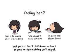 Feeling bad?