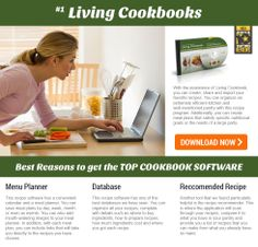 Cookbook and Recipe Software Review 2014   Best Recipe Book Software   Recipe Cookbook Software - TopTenREVIEWS