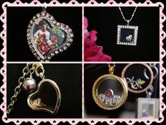 Our Heart's Desire lockets, and charms www.ourhearsdesire.com/lesliejenkins