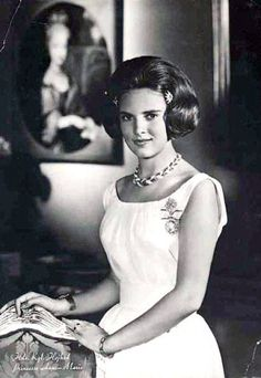 Queen Anne-Marie of Greece